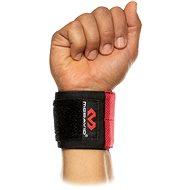 McDavid Flex Fit Wrist Support Wrap, Uni, Black-Red