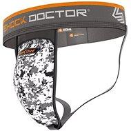 Shock Doctor suspenzor so Soft Cup vložkou 234, biely XXL - Suspenzor