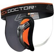 Shock Doctor 329, sivá XL - Suspenzor