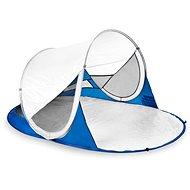 Spokey Stratus bielo-modrý - Plážový stan