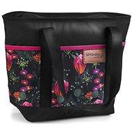 Spokey Eko Simply Termo taška malá čierna 39 × 15 × 27 cm - Taška