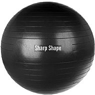 Sharp Shape Gym ball black - Gymnastická lopta