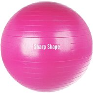 Sharp Shape Gym ball pink 75 cm - Gymnastická lopta