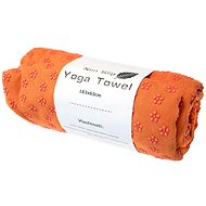 Sharp Shape Non slip towel orange - Uterák