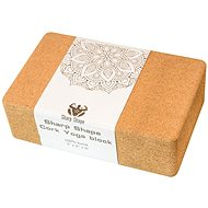 Sharp Shape Cork Yoga block - Joga blok