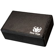 Sharp Shape Yoga block black - Joga blok