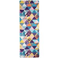 Sharp Shape Microfibre travel mat Tropical - Podložka na jogu