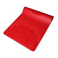 Sharp Shape PU Yoga mat Blossom - Podložka na jogu