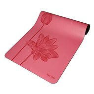 Sharp Shape PU Yoga mat Flower - Podložka na jogu