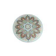 Sharp Shape Round yoga mat Mandala