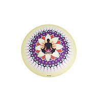 Sharp Shape Round yoga mat Meditation