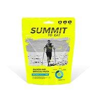 Summit To Eat – Losos s cestovinami a brokolicou - MRE
