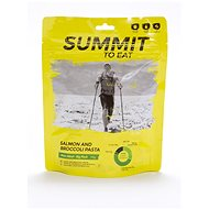 Summit To Eat – Losos s cestovinami a brokolicou – big pack - MRE