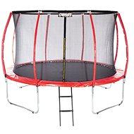 Stormred Pro, 305cm + Protective Net + Ladder - Trampoline