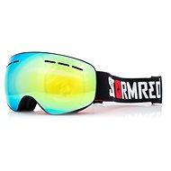 Stormred SNOW 5000 JR Red/Gold - Lyžiarske okuliare