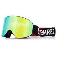 Stormred SNOW 5100 Black/Gold - Lyžiarske okuliare