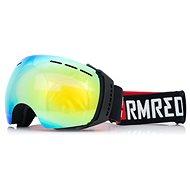 Stormred SNOW 3500 Black/Gold/Black - Lyžiarske okuliare