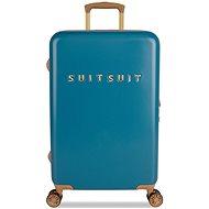 Suitsuit TR-7102/3-M – Fab Seventies Seaport Blue - Cestovný kufor s TSA zámkom