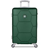 SUITSUIT TR-1262 Caretta Jungle Green, veľ. M – 54 l - Cestovný kufor