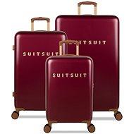 SUITSUIT TR-7111/3 Classic Biking Red, červený