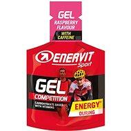 ENERVITENE Sport Gel (25 ml) malina + kofeín - Energetický gél
