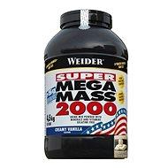 Weider Mega Mass 2000 rôzne príchute 4,5 kg - Gainer