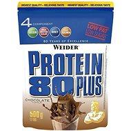 Weider Protein 80 Plus, 500g, Chocolate - Protein