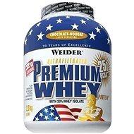 Weider Premium Whey rôzne príchute 2.3 kg - Proteín