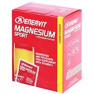 ENERVIT Magnesium Sport (10× 15 g) citrón - Nápoj proti krčom