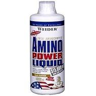 Weider Amino Power Liquid 1 000 ml - rôzne príchute - Aminokyseliny