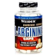 Weider L-Arginine Caps – viac variantov - Aminokyseliny