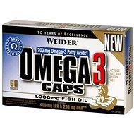 Weider Omega 3 60 kapsúl - Omega 3