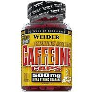 Weider Caffeine caps 110kapsúl - Stimulant
