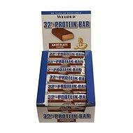Weider 32% Protein bar čokoláda 60 g - Proteínová tyčinka