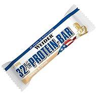 Proteínová tyčinka Weider 32% Protein bar banán/biela čokoláda 60 g