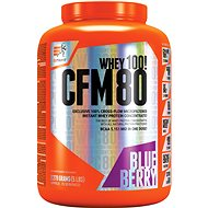 Extrifit CFM Instant Whey 80 2,27 kg blueberry - Proteín