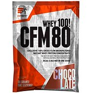 Extrifit CFM Instant Whey 80 20×30 g chocolate - Proteín