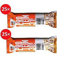 Extrifit Protein Bar Hydro 31 % 25× 80 g - Proteínová tyčinka