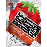 Extrifit Rice & Oat Mash 50 g strawberry - Ryžová kaša