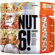 Extrifit Nut 6! 300 g natural - Proteín