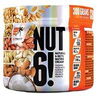Extrifit Nut 6! 300 g coconut dessert - Proteín