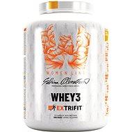 Extrifit Whey 3, 2 000 g - Proteín
