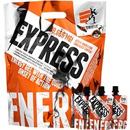Extrifit Express, 25x80g, limetka - Energetický gél