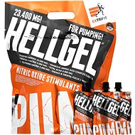 Extrifit Hell Gel, 25x80g, jablko - Energetický gél