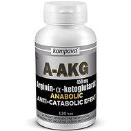 Kompava A-AKG Arginín, 450 mg, 120 kapsúl - Anabolizér