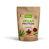 Kompava Vegan Protein, 525g, 15 doses - Protein