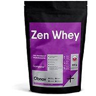 Kompava  Zen Whey, 500g, 16.5 doses, Chocolate-Cherry - Protein