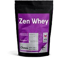 Kompava Zen Whey, 500 g, 16,5 dávok, jahoda-malina - Proteín