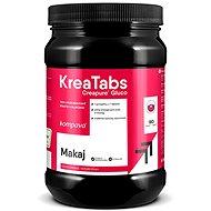 Kompava KreaTabs Creapure® Gluco, 540 g, 180 dávok - Kreatín