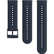 Suunto 24 mm Athletic 7 Silicone Strap Granite Blue S/M - Remienok